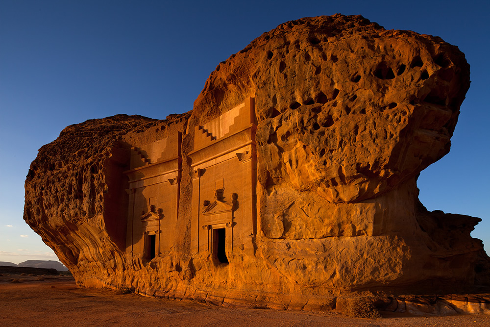 Mada in saleh arabian rock art heritage